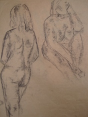 11, Life Drawing no4