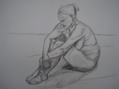13, Life Drawing no6