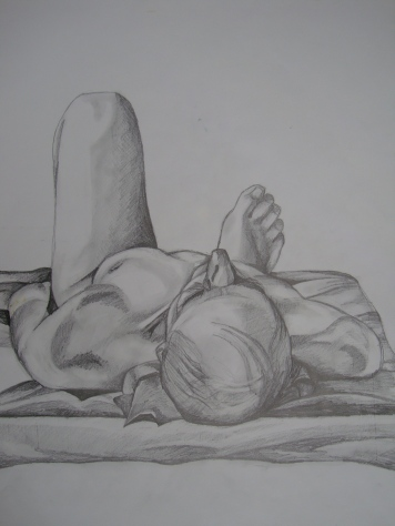 16, Life Drawing no9