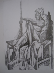 18, Life Drawing no11