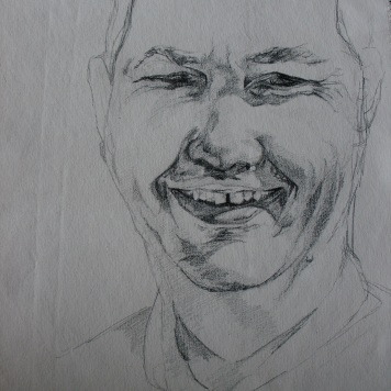 5, 'John' Portrait