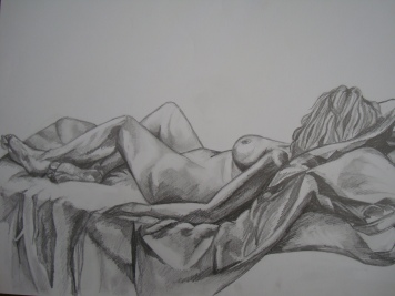 8, Life Drawing no1