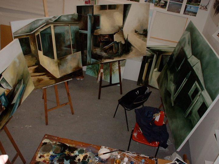 8, Studio space