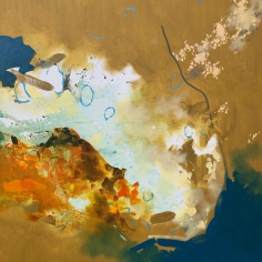 Octopus 1- Oil on Canvas